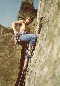 Mike climb001